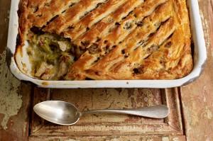 Roast Turkey & Cranberry Stuffing | Turkey Recipes | Jamie ...