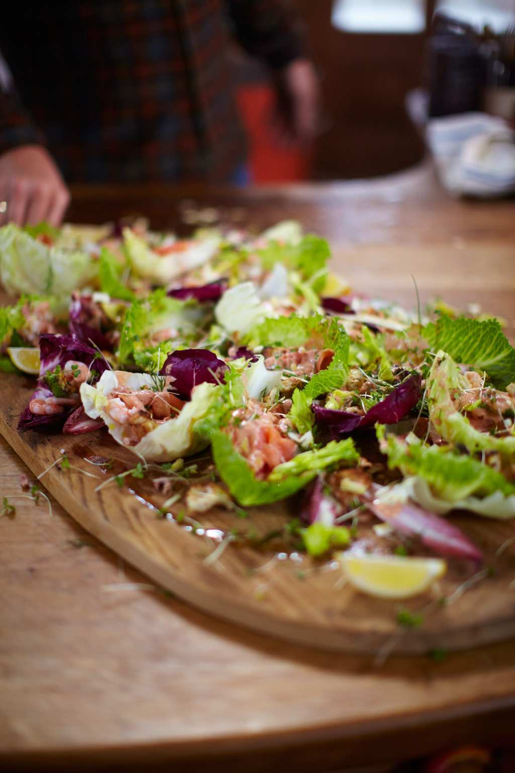 Ultimate guide to salad leaves jamie oliver features for Canape recipes jamie oliver