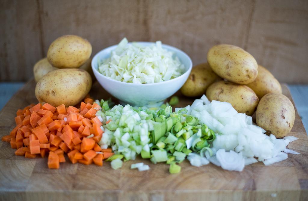 Carrot celery potato soup recipes