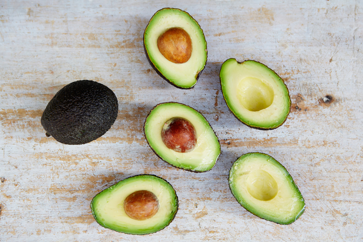 How to clean avocados correctly: technology 25