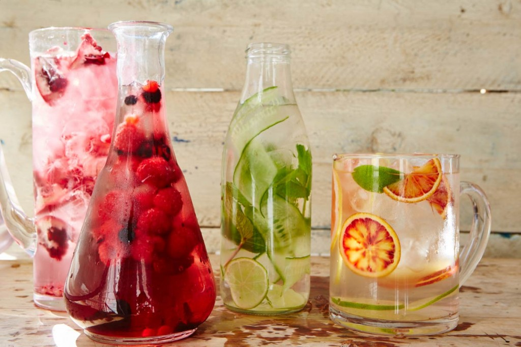 How To Make Non Alcoholic Fruit Drinks