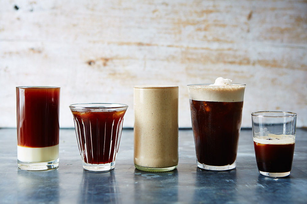 Top five iced coffees from around the world - Jamie Oliver   Features