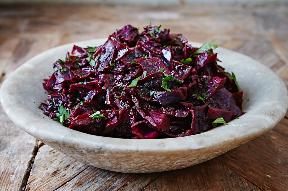 braised red cabbage recipe - photo #12