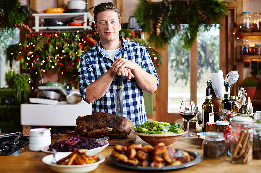 Jamie Oliver S Home Kitchen