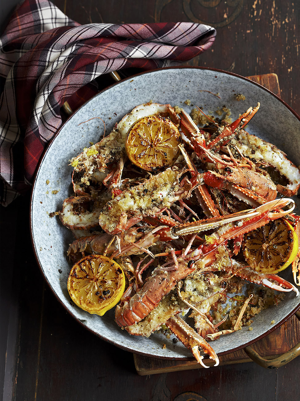 Langoustines-with-lemon-and-pepper-butter-2