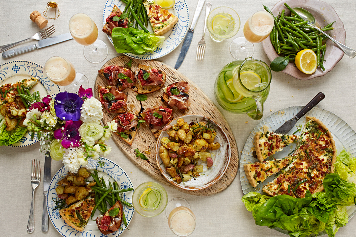 mother s day lunch recipes features jamie oliver