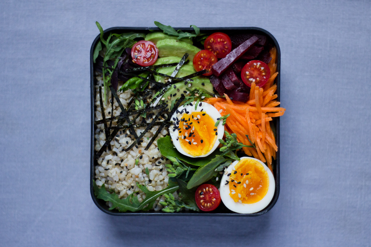 bentoboxes_rice & 3 delicious ideas for bento boxes - Jamie Oliver | Features Aboutintivar.Com