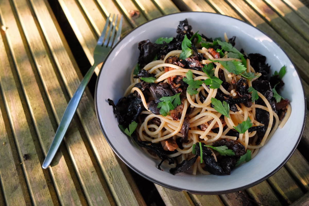Spaghetti Puttanesca Jamie Oliver