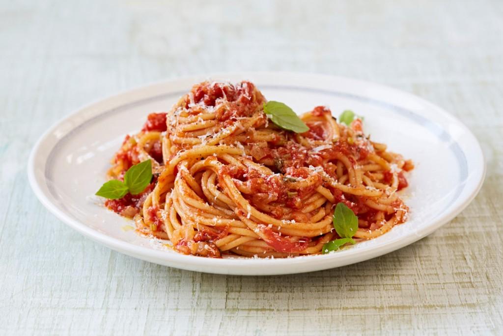 10 twists on Jamie's classic tomato spaghetti