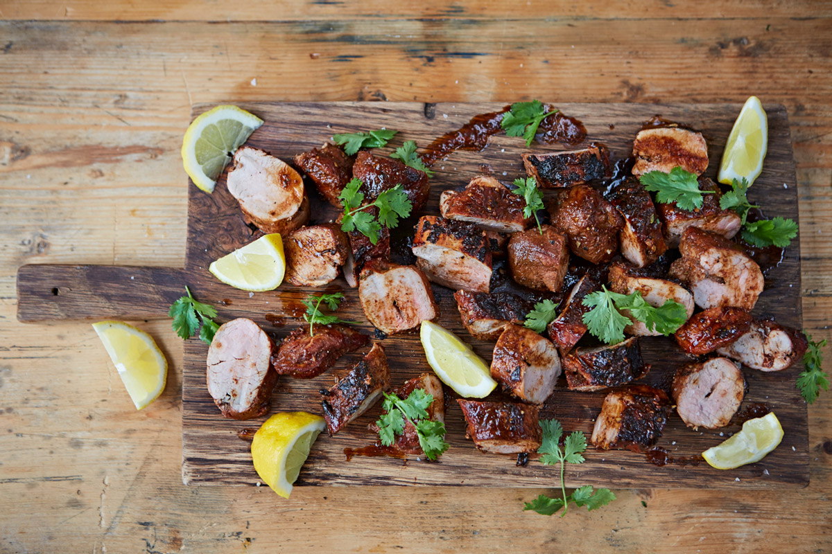 How To Make The Ultimate Pork Marinade