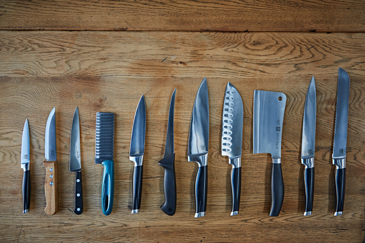 the ultimate kitchen knife guide part one jamie oliver features. Black Bedroom Furniture Sets. Home Design Ideas
