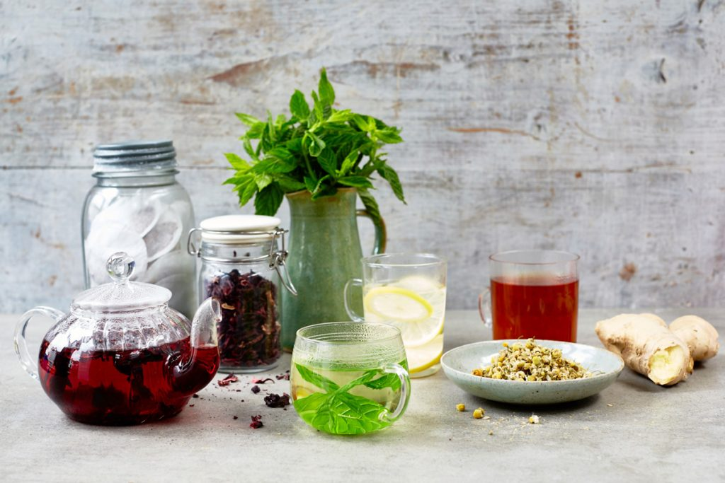 The ultimate guide to herbal teas