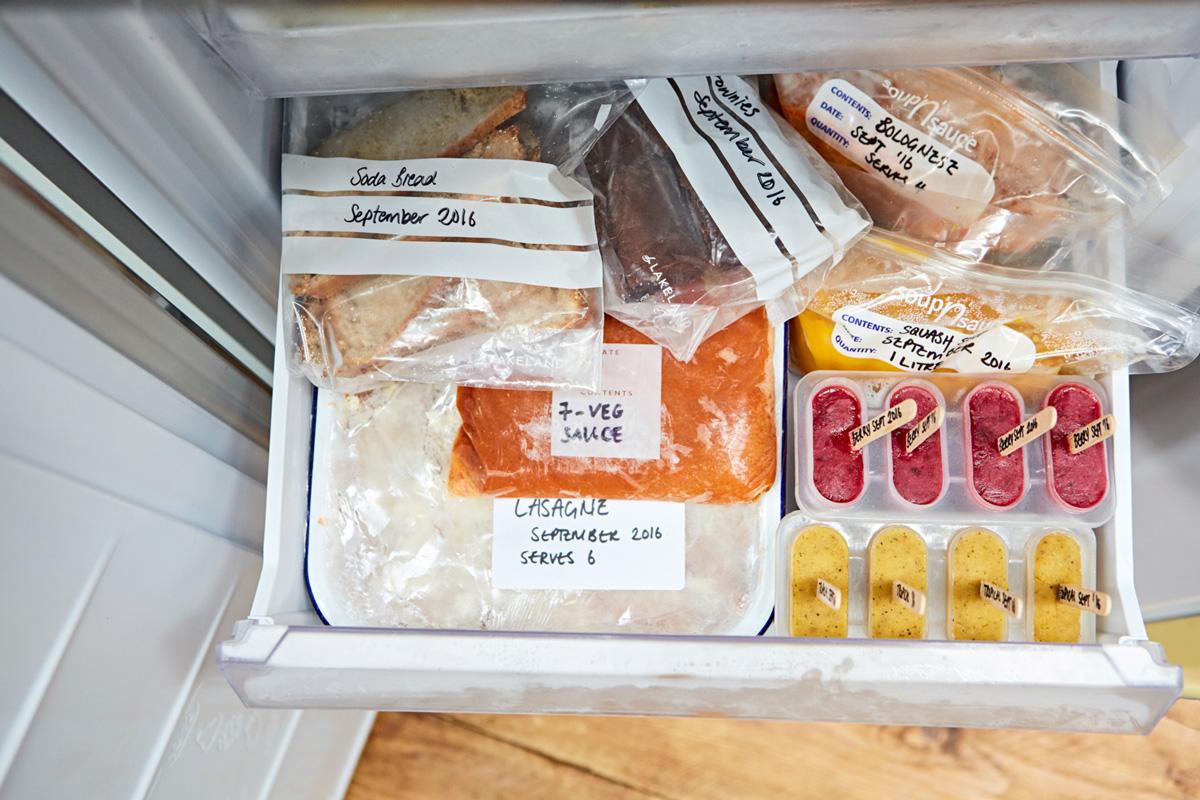 Money Saving Tip Love Your Freezer