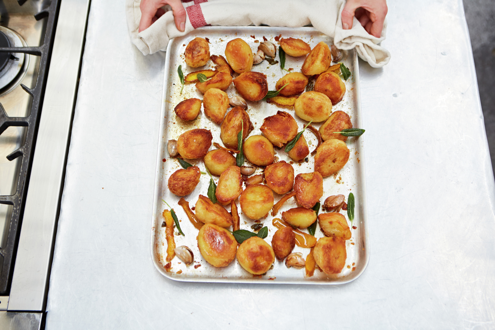 How To Make Perfect Roast Potatoes Features Jamie Oliver