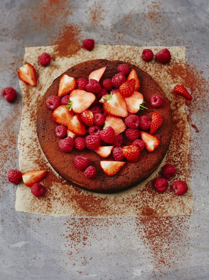 How To Make The Perfect Chocolate Cake Jamie Oliver