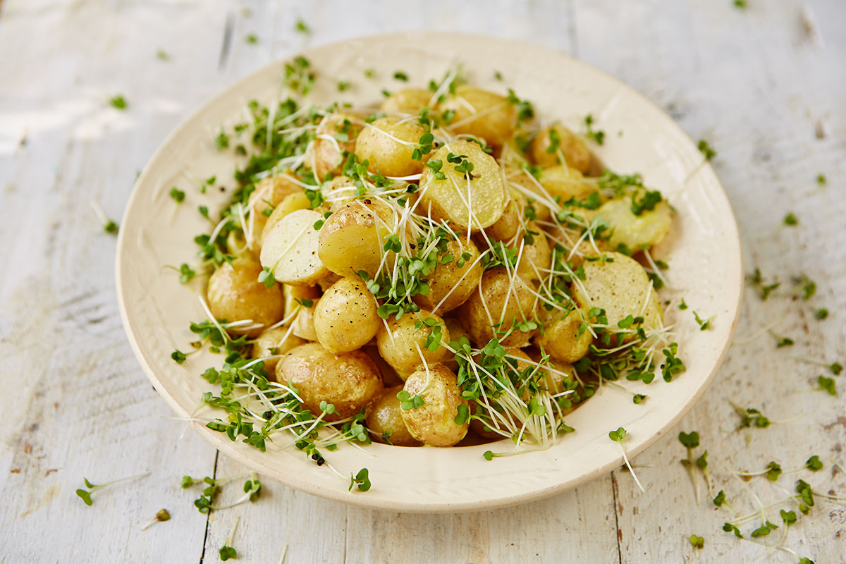 Skill school: New potato salad