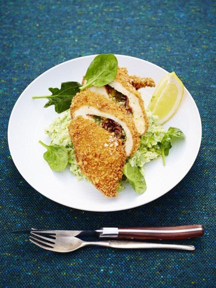 Chicken recipes - kiev