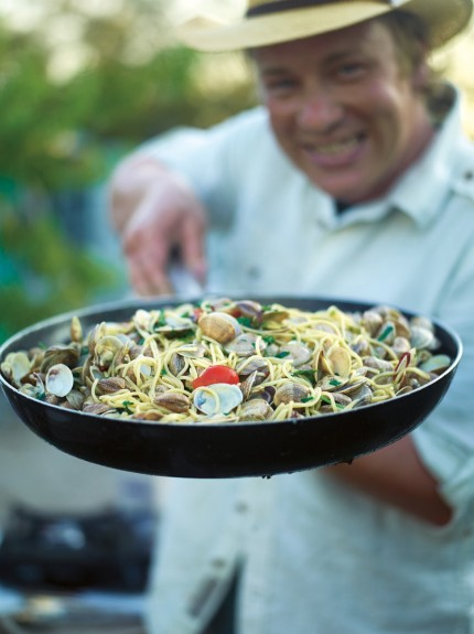 The Best Ever Seafood Pasta Recipes Jamie Oliver Features