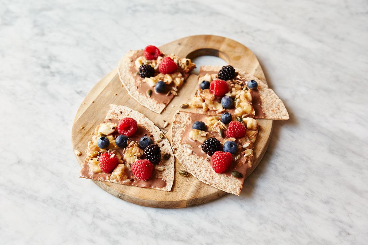 Breakfast fruit recipe - lead
