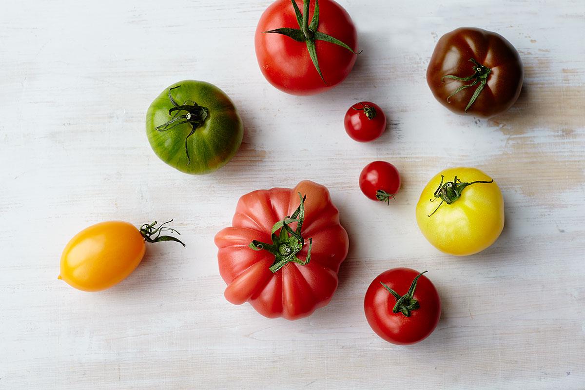 July - seasonal produce
