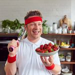 Strawberries - Jamie Oliver