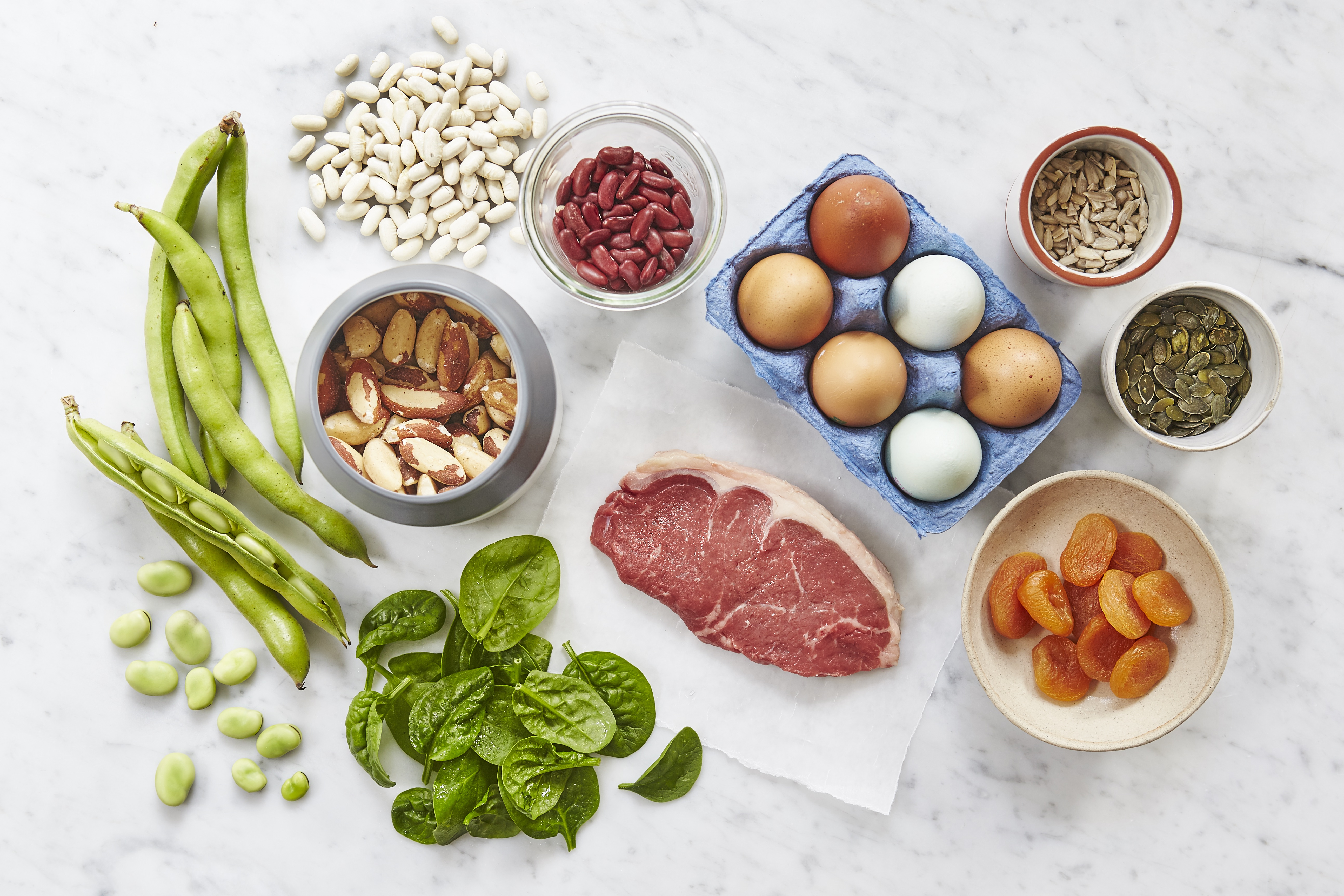 Why do you need more iron jamie oliver features which foods are rich in iron forumfinder Image collections
