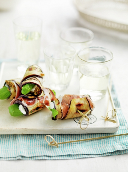 Antipasti - involtini recipe