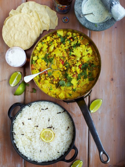 Indian summer - curry