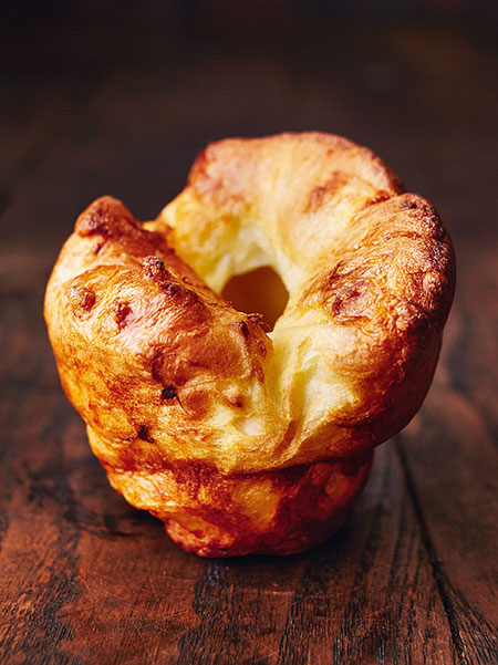 Perfect roast dinner - Yorkshire puddings