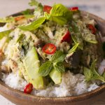 Top 10 chicken recipes - Thai green curry