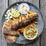 Lamb kebab - DIY dishes