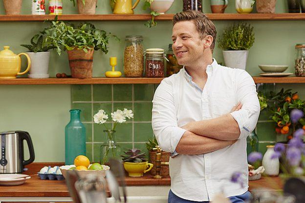Jamie Oliver's 5-day Veggie Challenge!