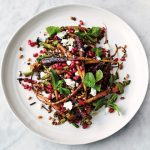 Quick and Easy carrot and grain salad