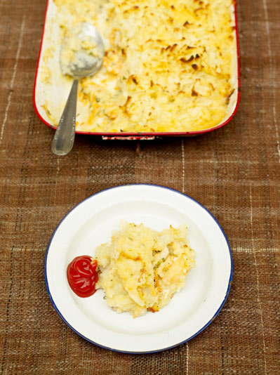 Jamie oliver fish pie recipe