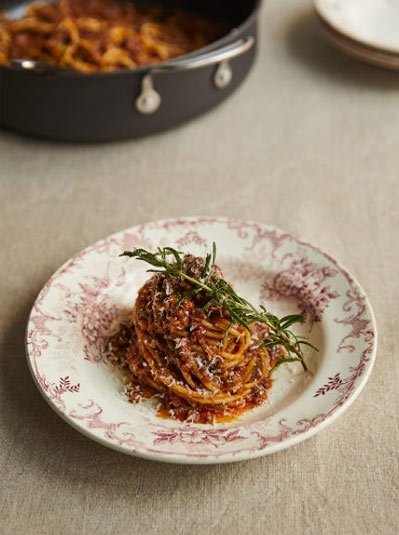 What S The Best Recipe For Spaghetti Bolognese Features Jamie