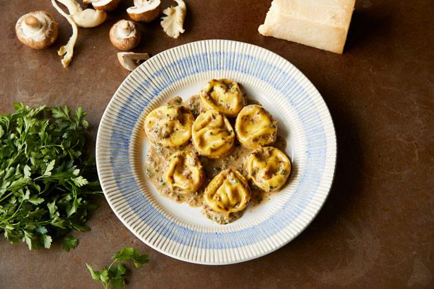 menu, Jamie's Italian