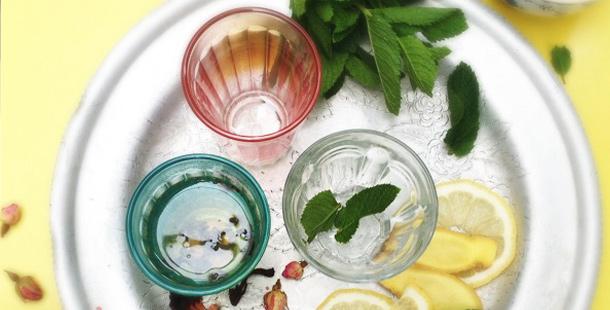 green tea story
