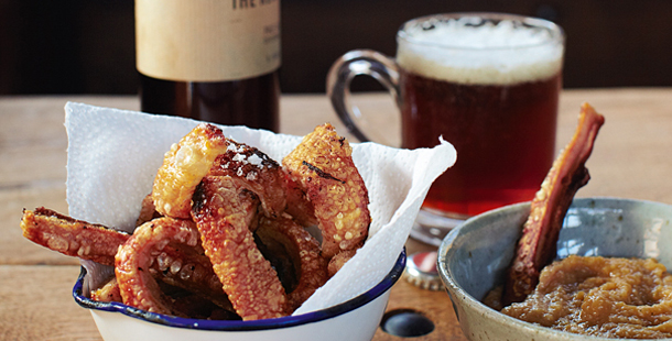 Beer and food matching is back on the menu jamie oliver for Craft beer and food
