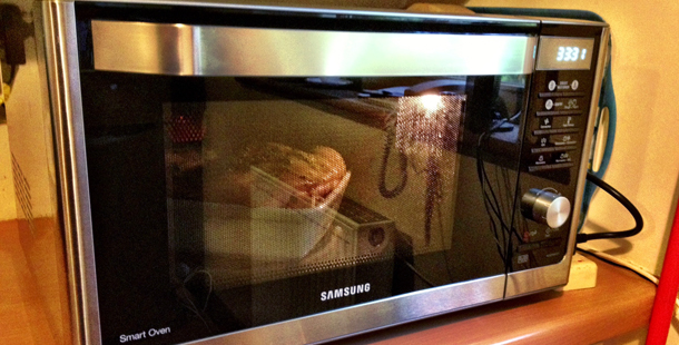 Cooking With The Smart Oven