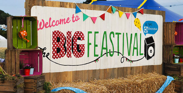 Big Feastival by Ren Behan