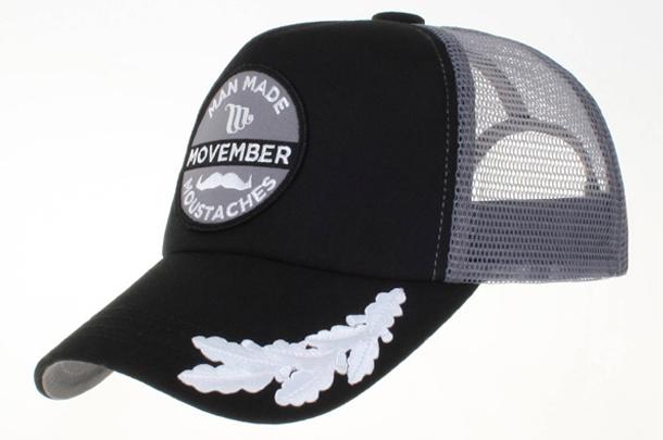 movember lucky 7 cap