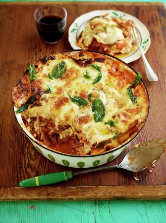 Incredible Leftover Lasagne Pasta Recipes Jamie Oliver
