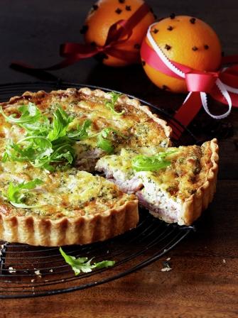 Christmas Quiche Eggs Recipes Jamie Oliver
