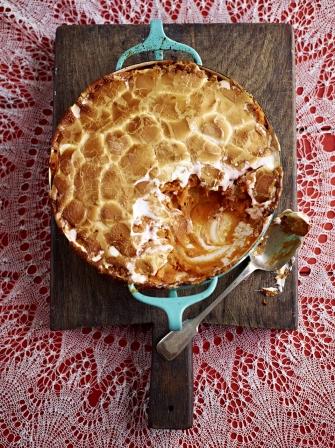 sweet potato with marshmallow vegetable recipes jamie