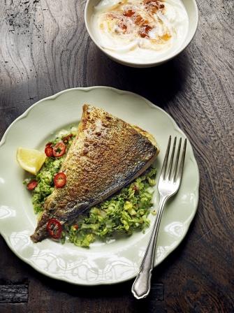 Grilled Masala Fish Fish Recipes Jamie Magazine Recipes
