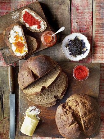 Black Bread Bread Recipes Jamie Oliver