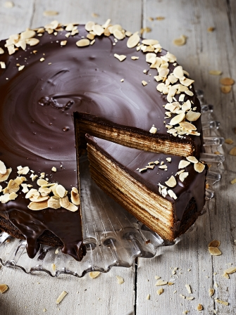 Baumkuchen Chocolate Recipes Jamie Oliver
