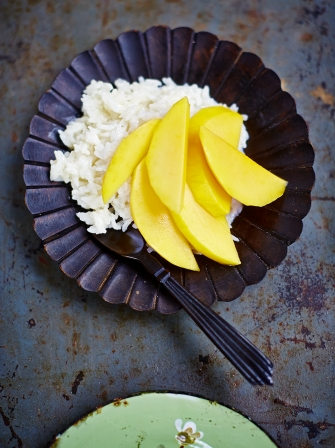 Ashleys sticky rice mango rice recipes jamie magazine recipes ashleys sticky rice mango ccuart Gallery