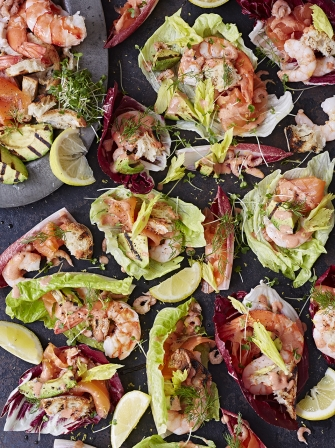 Bloody Mary Seafood Platter Seafood Recipes Jamie Oliver Recipes