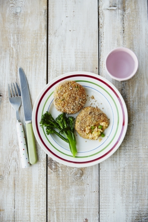 Michela's fishcakes